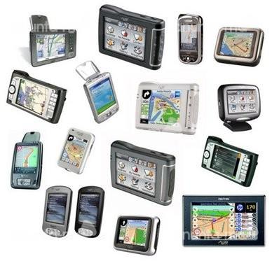 sisteme vizualizare a pozitiei GPS