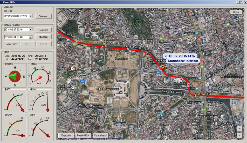 monitorizare GPS individuala ,monitorizare GPS flota , monitorizare spionaj GPS